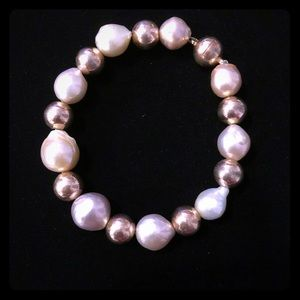 Honora Cultured Pearl Magnetic Bracelet